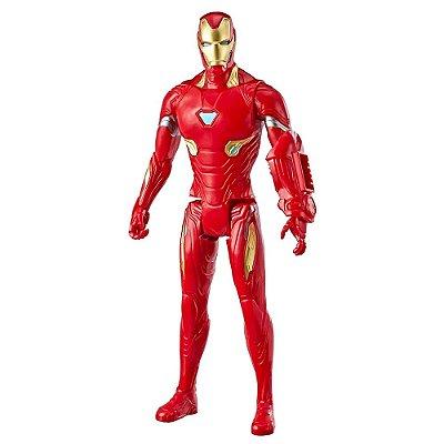 Boneco Os Vingadores: Ultimato 30cm - Homem de Ferro - Hasbro