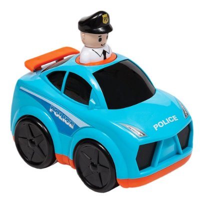 Super Baby Car Policial - Buba