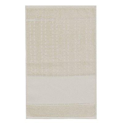 Toalha de Lavabo Multi Arte III Para Pintura - Marrom Claro - Döhler