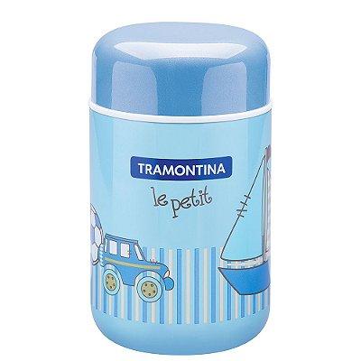Pote Térmico Infantil Para Alimentos Le Petit - Azul - Tramontina