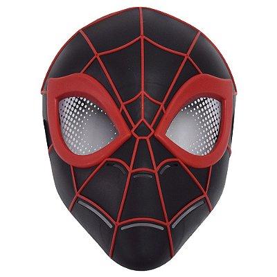 Máscara Homem Aranha - Miles Morales - Hasbro