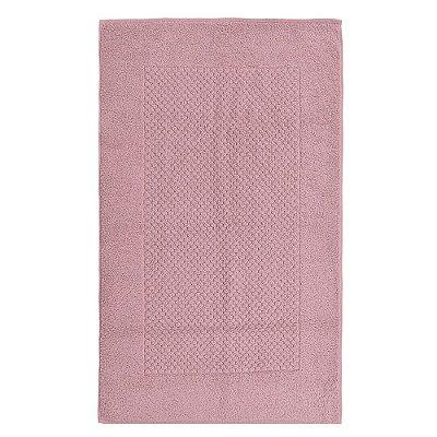 Toalha Piso para Pés Canelada Luxor - Rosa 1371 - Buddemeyer