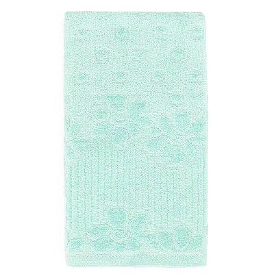 Toalha de Lavabo Lollipop - Verde Tiffany 3122 - Buddemeyer