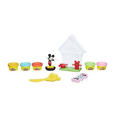 Play-Doh Casinha Mágica da Disney - Hasbro