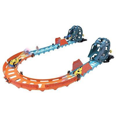 Turbo Looping Triplo - 48 Peças - Braskit