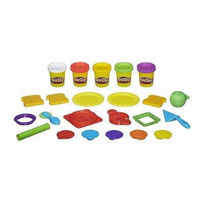 Play-Doh Criações de Mesa - Hora do Lanche - Hasbro