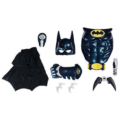 Conjunto de Armadura do Batman - 10 Peças - Rosita