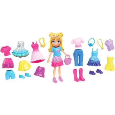 Polly Pocket Pronta Para a Festa! Kit Fabuloso - Mattel