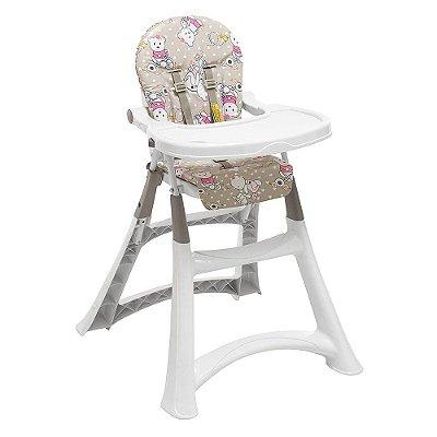 Cadeira Alta Premium Ursinha - Galzerano