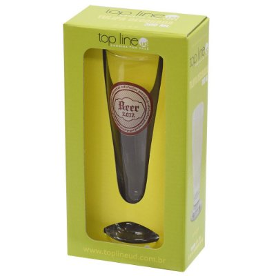 Tulipa Decorada Chef 300ml - Beer 2012 - Top Line