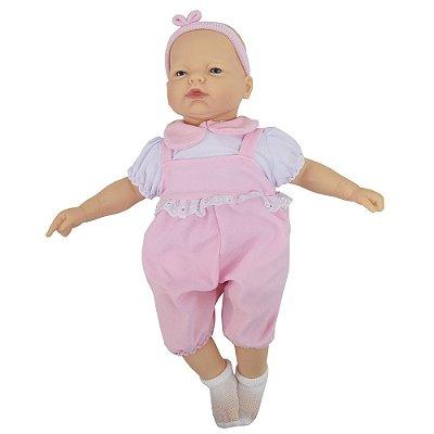 Boneca Docinho de Bebê - Rosa - Divertoys