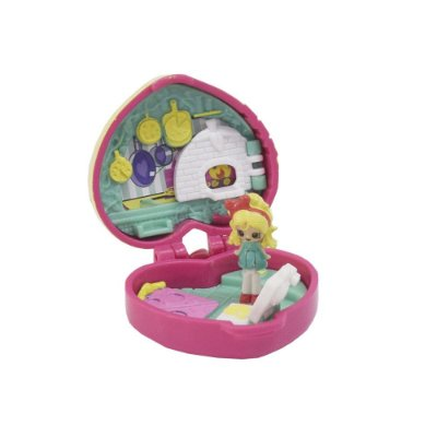 Shopkins Lil' Secrets Pingente - Pizza - DTC