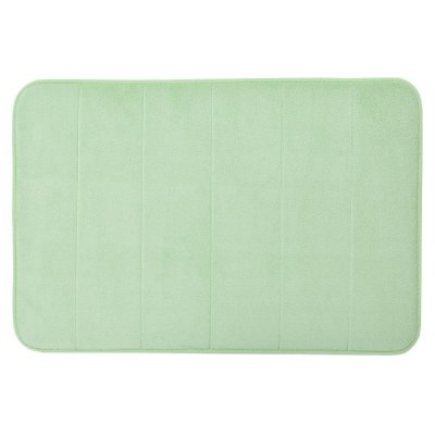 Tapete Supersoft 40cm x 60cm - Verde Menta - Camesa