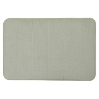 Tapete Supersoft 40cm x 60cm - Cinza - Camesa