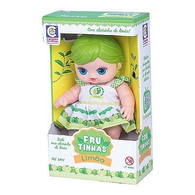 Boneca Coleção Frutinhas - Limão - Cotiplás