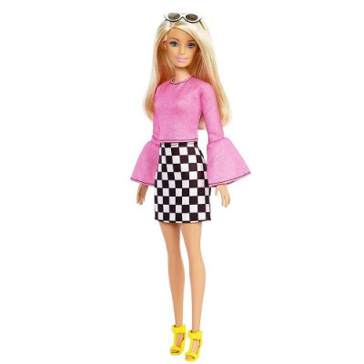 Barbie Fashionista Original - Blonde Hair - Mattel