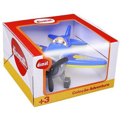 Aviãozinho Airplane Coleção Adventure - Dismat