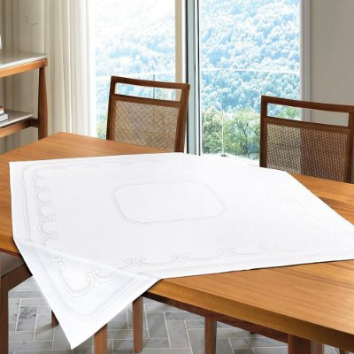 Toalha de Mesa Para Pintar 90 x 90 cm - Creative - Döhler