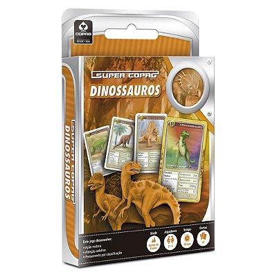 Jogo Super Copag Dinossauros - COPAG
