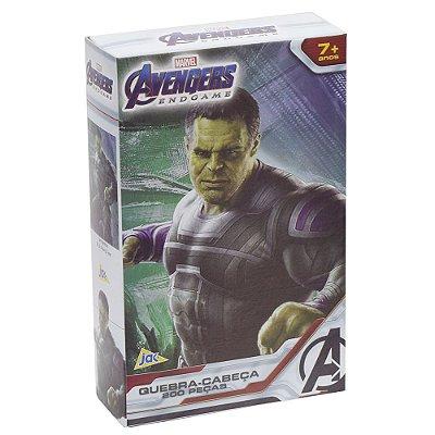 Quebra-Cabeça Os Vingadores Ultimato - Hulk - 200 peças - Toyster