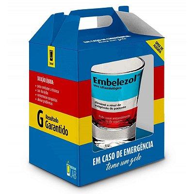 Copo de Dose Remédios - Embelezol - 50ml - Brasfoot