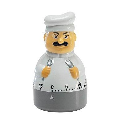 Timer para Cozinha Cheff Descomplica - Brinox