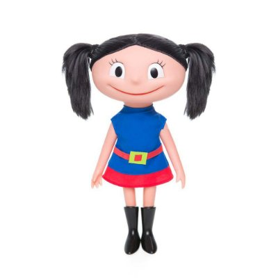 Boneca Luna que Fala - Estrela