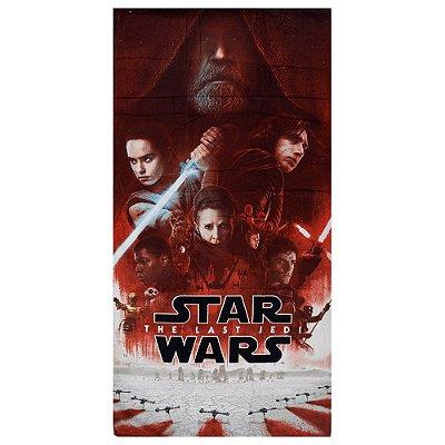 Toalha de Banho Aveludada - Star Wars - Döhler