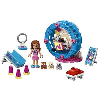 Lego Friends - Playground Hamster Olivia - 81 peças - lego