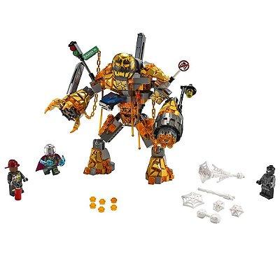 Lego Super Heroes Marvel - Batalha contra o Monstro de Fogo - Lego