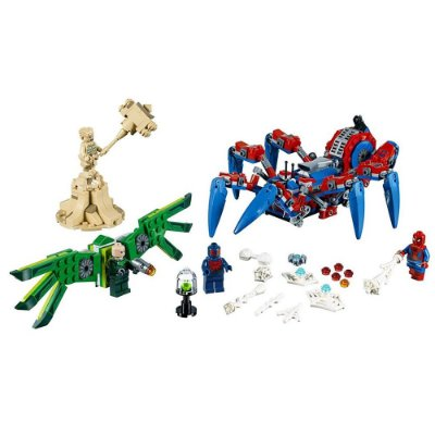 Lego Super Heroes Marvel - A Aranha Robô do Homem-Aranha - Lego