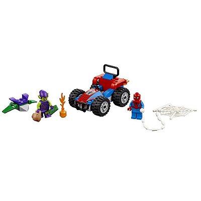 Lego Juniors Super Heroes Marvel - Homem-Aranha contra Duende Verde - Lego