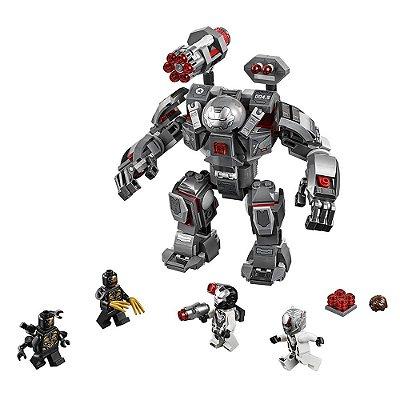 Lego Super Heroes Marvel - Hulkbuster do Máquina de Combate - Lego