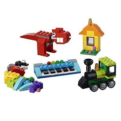 Lego Classic - Peças e ideias - Lego