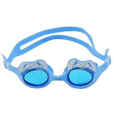 Óculos para Natação Fluffy Júnior - Coelhinho - Hammerhead
