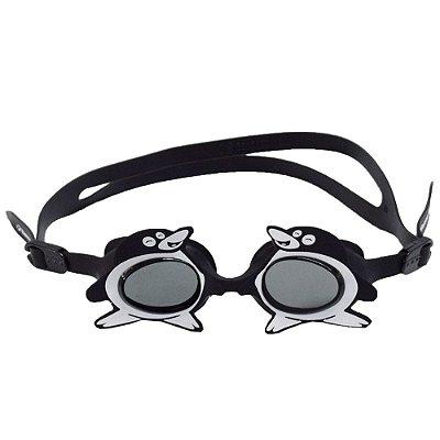 Óculos para Natação Fluffy Júnior - Pinguim - Hammerhead