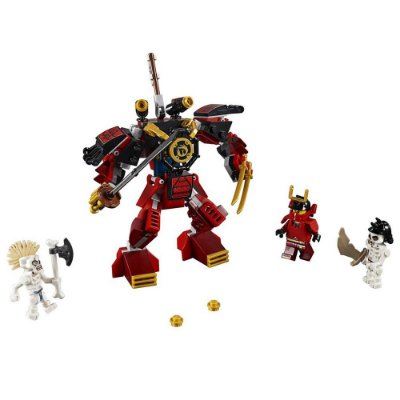 Lego Ninjago - Robô Samurai - 154 Peças - Lego