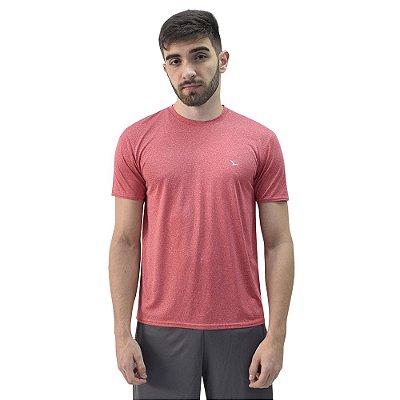 Camiseta Original Fitness - Vermelho Mesclado - Yacht Master