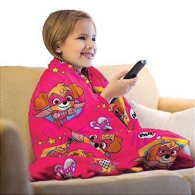 Manta Super Soft Infantil Skye - Lepper