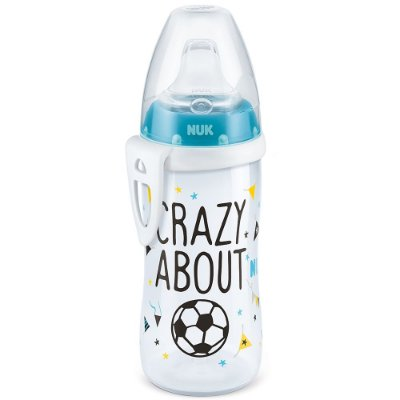 Copo Infantil Active Cup  - Crazy About Ball - NUK