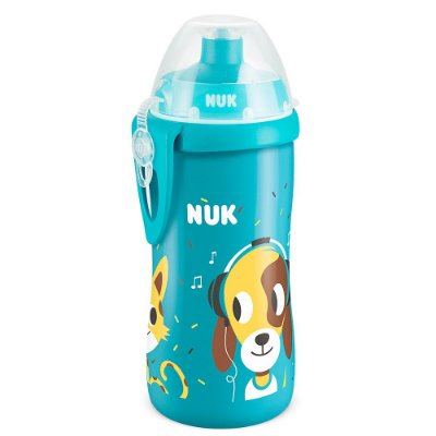 Copo Infantil Junior Cup - Azul - 300ml - Nuk