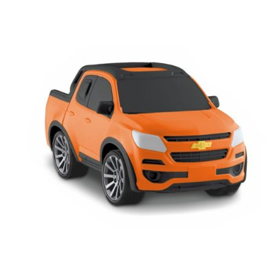 Carrinho Chevrolet Kids - S10 Rally - Roma