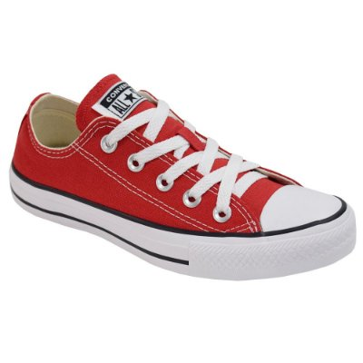 Tênis Chuck Taylor All Star - Vermelho - Converse