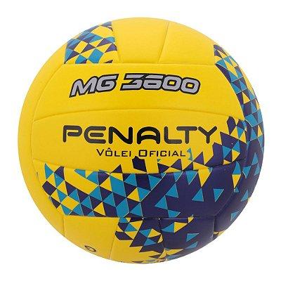 Bola de Vôlei MG 3600 VIII - Amarelo - Penalty