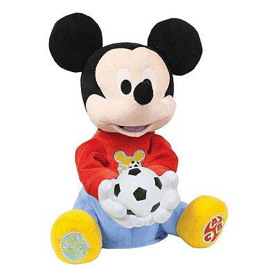 Boneco Jogue Bola com o Mickey - Dican