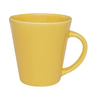 Caneca Drop 250 ml - Amarelo - Biona