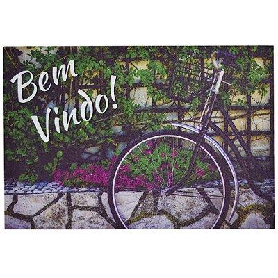 Tapete Creative - Bicicleta - Jolitex Ternille