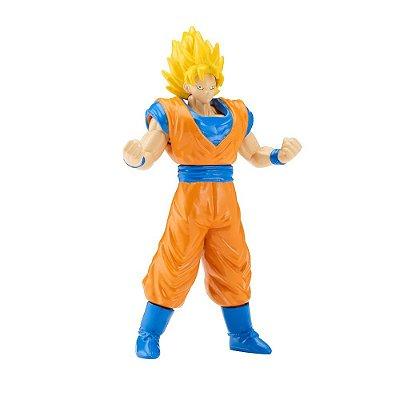 Boneco Dragon Ball - Super Saiyan Goku - Barão toys