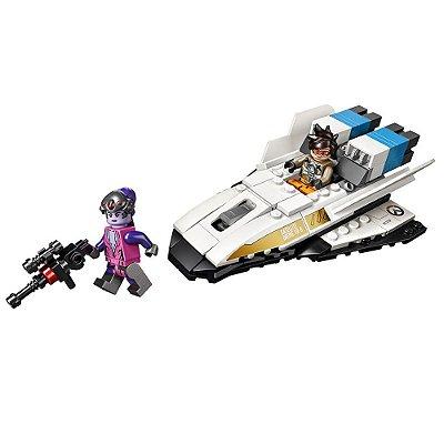 Overwatch - Tracer vs Widowmaker - 129 peças - Lego
