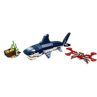 Lego Creator 3 em 1 - Fundo do Mar - 230 peças - Lego